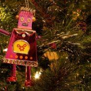 Izrađivanje ultragikovskih SF božićnih ukrasa