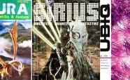 SF u Booksi: SF časopisi u Hrvatskoj